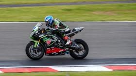 Hikari Okubo, Kawasaki Puccetti Racing, Donington Tissot Superpole