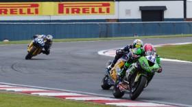 Lucas Mahias, Kawasaki Pucceti Racing, Donington RACE