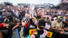 Jonathan Rea, Kawasaki Racing Team WorldSBK, Donington RACE 2
