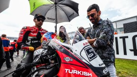Toprak Razgatioglu, Turkish Puccetti Racing, Donington Tissot Superpole RACE