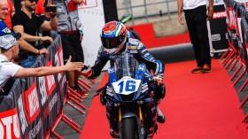 Jules Cluzel, GMT94 YAMAHA, Donington RACE