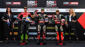 WorldSBK Donington Tissot Superpole Race