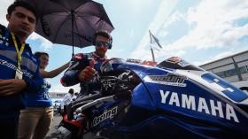 Isaac Vinales, Kallio Racing, Donington RACE