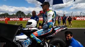 Hannes Soomer, MPM WILSport Racedays, Donington RACE