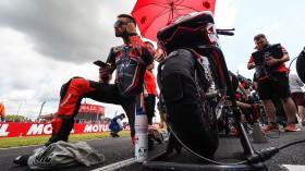 Raffaele De Rosa, MV AGUSTA Reparto Corse, Donington RACE