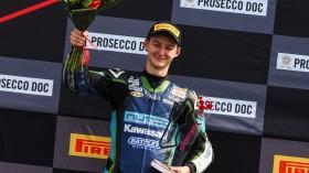 Nick Kalinin, Nutec - RT Motorsports by SKM - Kawasaki, Donington RACE