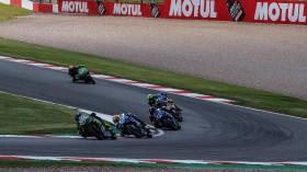 Bruno Ieraci, Kawasaki GP Project, Donington RACE