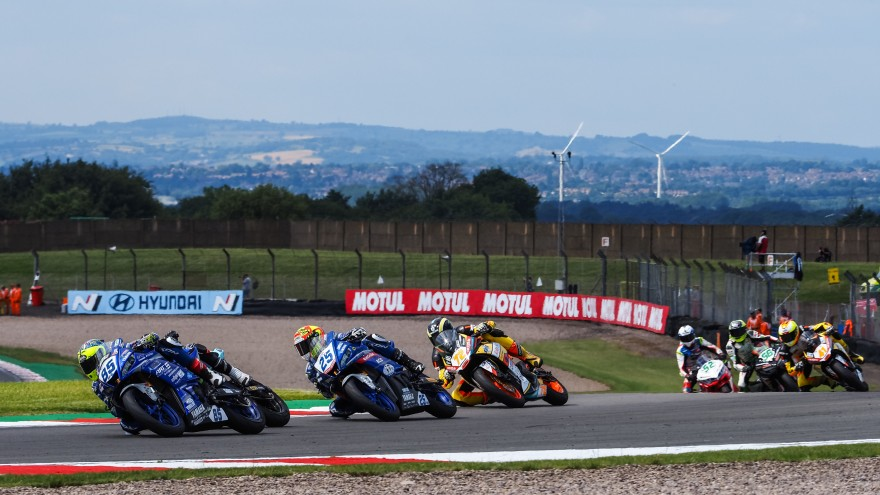 WorldSSP300 Donington RACE