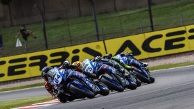 Hugo De Cancellis, Team Trasimeno Yamaha, Donington RACE