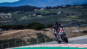 Jordi Torres, Team Pedercini Racing, Laguna Seca FP1