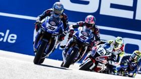 Marco Melandri, GRT Yamaha WorldSBK, Laguna Seca FP1