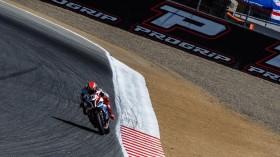 Tom Sykes, BMW Motorrad WorldSBK Team, Laguna Seca FP1