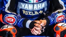 Michael van der Mark, Pata Yamaha WorldSBK Team, Laguna Seca FP2