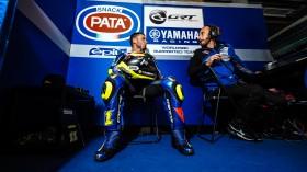 Sandro Cortese, GRT Yamaha WorldSBK, Laguna Seca Tissot Superpole