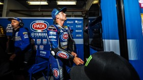 Alex Lowes, Pata Yamaha WorldSBK Team, Laguna Seca Tissot Superpole