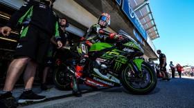 Jonathan Rea, Kawasaki Racing Team WorldSBK, Laguna Seca Tissot Superpole