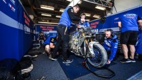 Loris Baz, Ten Kate Racing - Yamaha, Laguna Seca Tissot Superpole