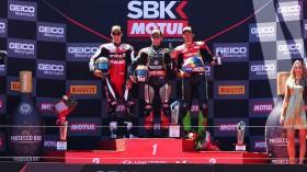 WorldSBK Laguna Seca RACE 1