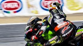 Jonathan Rea, Kawasaki Racing Team WorldSBK, Laguna Seca FP2