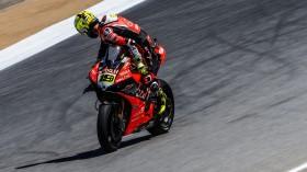 Alvaro Bautista, Aruba.it Racing - Ducati, Laguna Seca FP2