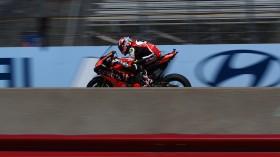 Alvaro Bautista, Aruba.it Racing - Ducati, Laguna Seca Tissot Superpole