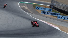 Chaz Davies, Aruba.it Racing - Ducati, Laguna Seca RACE 1