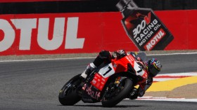 Chaz Davies, Aruba.it Racing - Ducati, Laguna Seca Tissot Superpole RACE