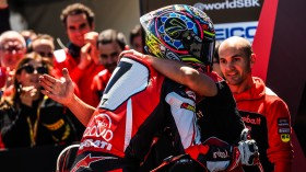 Chaz Davies, Aruba.it Racing - Ducati, Laguna Seca RACE 1