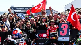 Toprak Razgatioglu, Turkish Puccetti Racing, Laguna Seca RACE 1