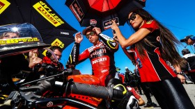 Alvaro Bautista, Aruba.it Racing - Ducati, Laguna Seca RACE 1