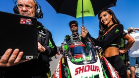 Leon Haslam, Kawasaki Racing Team WorldSBK, Laguna Seca RACE 1