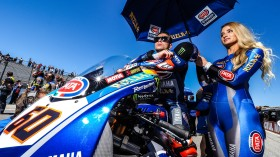 Michael van der Mark, Pata Yamaha WorldSBK Team, Laguna Seca RACE 1