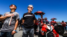 Carl Fogarty, WorldSBK Laguna Seca RACE 1