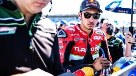 Toprak Razgatioglu, Turkish Puccetti Racing, Laguna Seca Tissot Superpole RACE