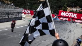 Toprak Razgatioglu, Turkish Puccetti Racing, Laguna Seca RACE 2