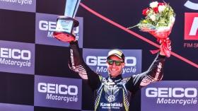 Jonathan Rea, Kawasaki Racing Team WorldSBK, Laguna Seca RACE 2