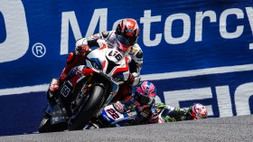 Tom Sykes, BMW Motorrad WorldSBK Team, Laguna Seca RACE 2