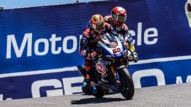 Michael van der Mark, Pata Yamaha WorldSBK Team, Laguna Seca RACE 2