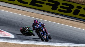 Alex Lowes, Pata Yamaha WorldSBK Team, Laguna Seca RACE 2