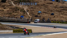 Chaz Davies, Aruba.it Racing - Ducati, Laguna Seca RACE 2