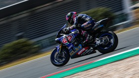 Alex Lowes, Pata Yamaha Official WorldSBK Team, Portimao Test Day 1