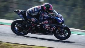 Alex Lowes, Pata Yamaha WorldSBK Team, Portimao FP2