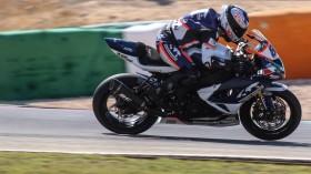 Ayrton Badovini, Team Pedercini Racing, Portimao FP2