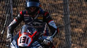 Jordi Torres, Team Pedercini Racing, Portimao FP2