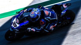 Marco Melandri, GRT Yamaha WorldSBK, Portimao FP2
