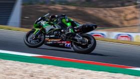 Lucas Mahias, Kawasaki Puccetti Racing, Portimao FP2