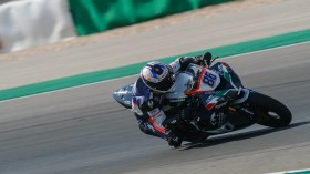 Ayrton Badovini, Team Pedercini Racing, Portimao Tissot Superpole