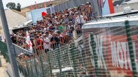 WorldSBK, Portimao Grandstand