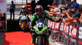 Lucas Mahias, Kawasaki Puccetti Racing, Portimao Tissot Superpole