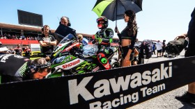 Leon Haslam, Kawasaki Racing Team WorldSBK, Portimao RACE 1
